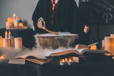 different kinds of black magic spells