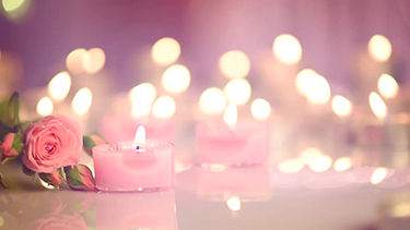 pink candle magic