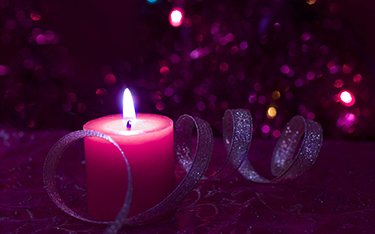 tips to use pink candles correctly