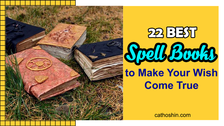 spell books for beginners