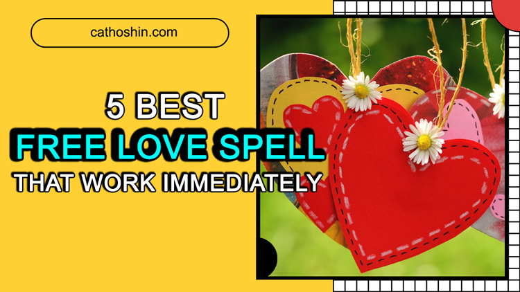 free easy love spells for instant results