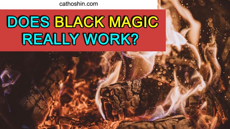 definition of black magic