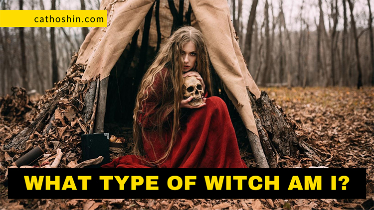 type of witch nowadays