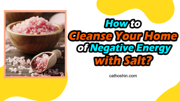steps to remove negativity with salt