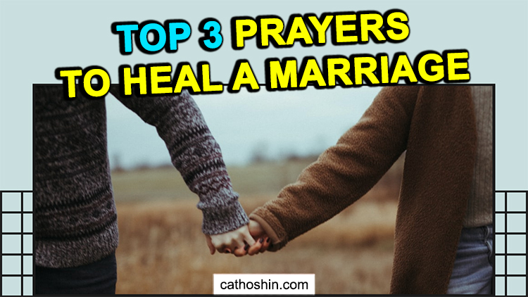 prayers to restore your marriage