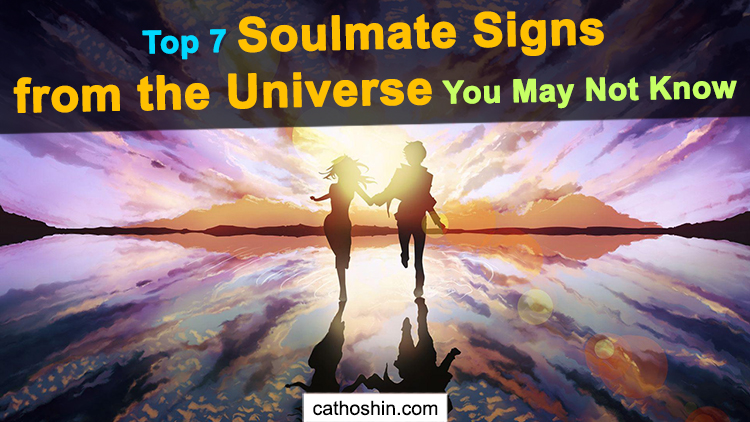 soulmate signs sent from the universe